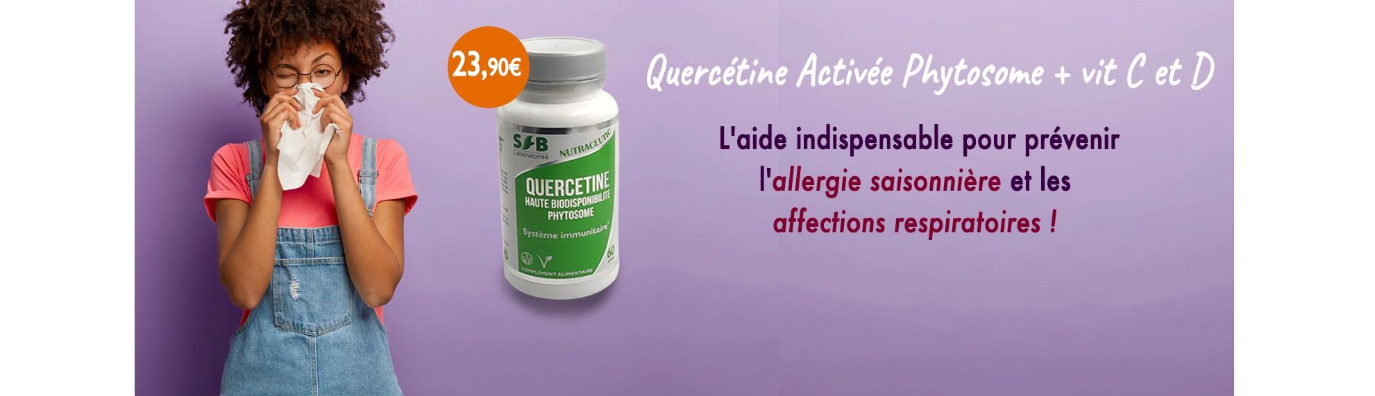 Quercétine phytosomale